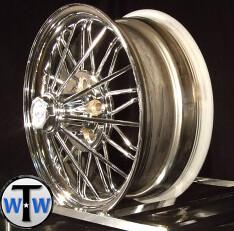 """Texan Wire Wheels 17"""" '84 standard (texanwirewheels) Tags: wheels wirewheels swangas 30spoke rimswirewheelsswangas30spoke30spokewheels"""