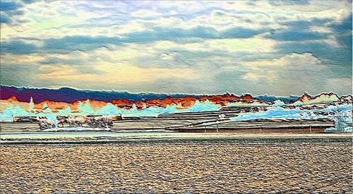 Image1 relief colorés négsatif