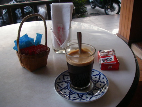 Koh-Pee: Trang's famous local coffee