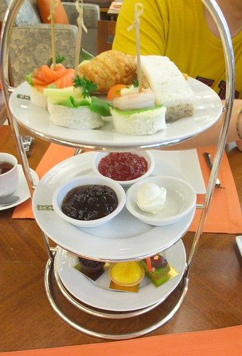 Our Afternoon Tea Spread