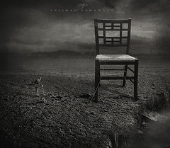 No time to wait /   (suliman almawash) Tags: photoshop kuwait  suliman      superaplus aplusphoto  almawash
