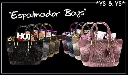 *YS & YS* Espalmador Bags