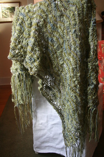 Tilli Tomas Shawl Design Project 2010