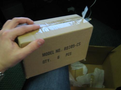 Hidden Box of Crap