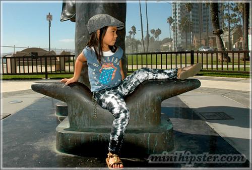 MACKENZIE. MiniHipster.com: children's childrens clothing trends, kids street fashion, kidswear lookbook