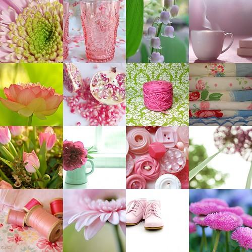 inspiration pink.