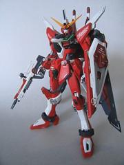 MG Infinite Justice Gundam (Leon Chia) Tags: justice front mg gundam infinite 1100 seeddestiny