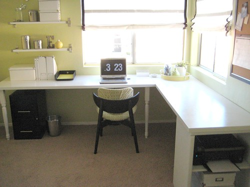 Diy U Shaped Desk Viewing Gallery