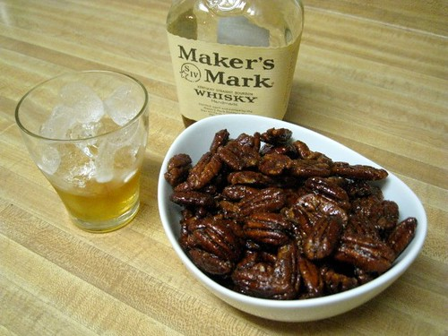Salted Honey Roasted Pecans