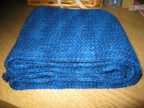 Taliesin scarf complete