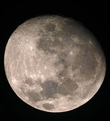 The Moon, Jan 27, 2010 (jdmuth) Tags: moon astronomy themoon