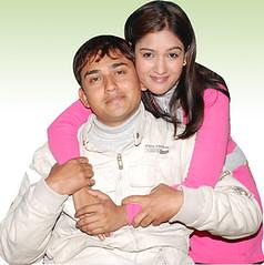Sitaram Kattel and kunjana ghimire