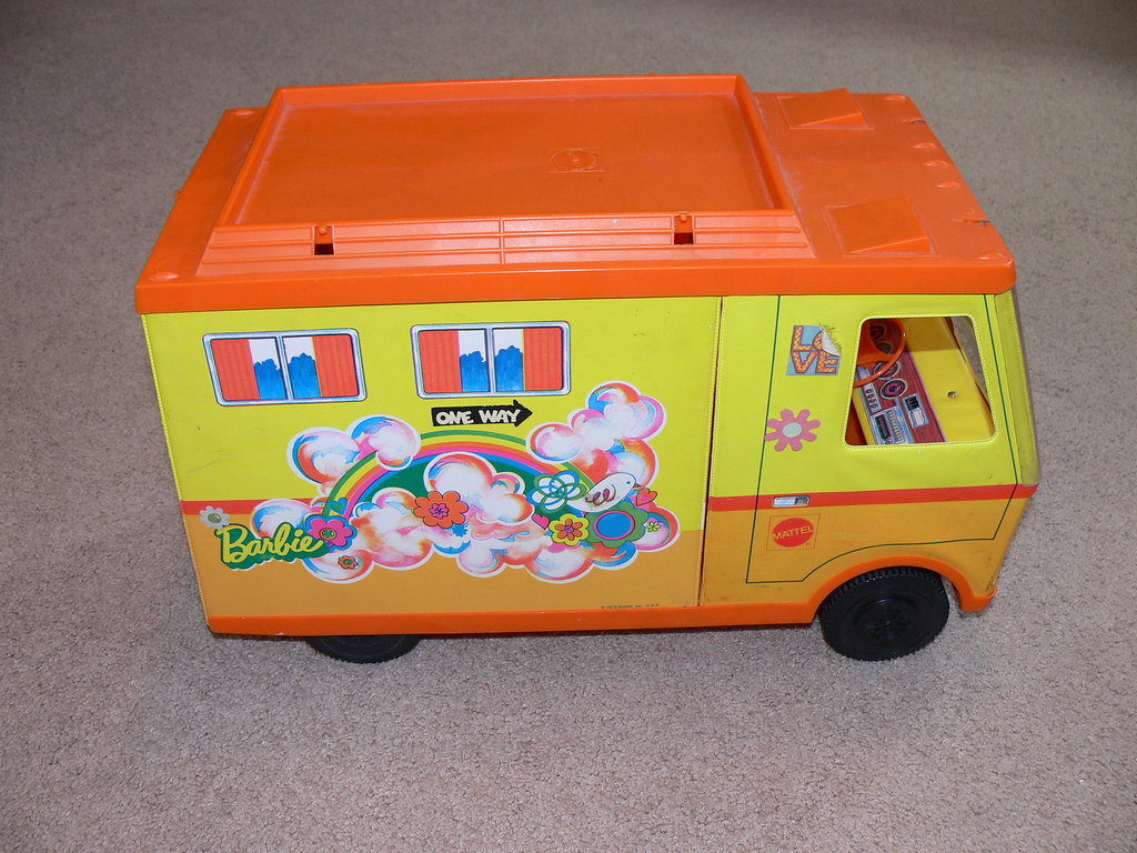 Barbie Country Camper by LauraMoncur from Flickr