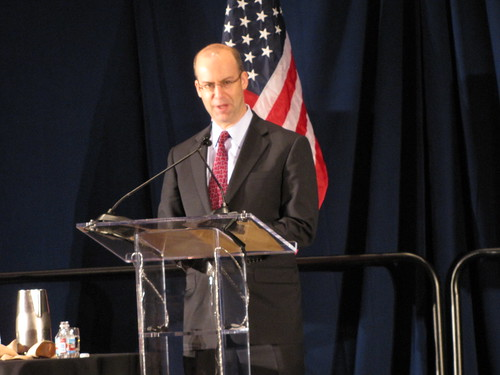 USDA Rural Utilities Service Administrator Jonathan Adelstein