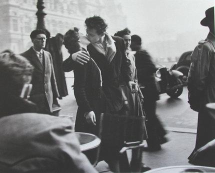 Le Baiser de l'Hôtel de Ville, Paris (1950)