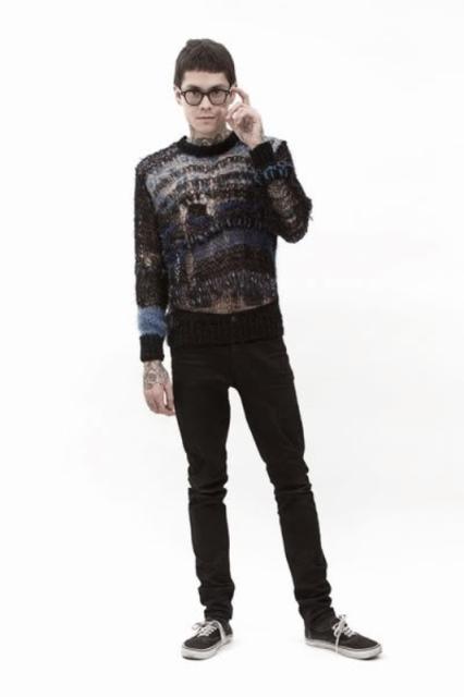 Rodarte mens knit 5