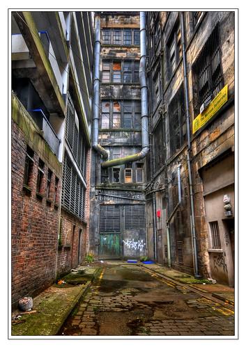 Glasgow - Union Street