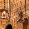 Reading Angel (nosha) Tags: new winter light shadow sculpture usa church lamp beautiful beauty stone angel newjersey university masonry january nj chapel mercer princeton jersey f18 45mm mercercounty 2010 lightroom princetonuniversity blackmagic nosha 150sec nikond40 150secatf18 ul01312010