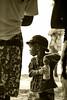 Kid of Pralin, Seychelles (jendayee) Tags: bw beach hat sepia kid sand small seychelles shiningstar aphoto aclass blackwhitephotos pralin cmwdbw betterthangood theperfectphotographer spiritofphotography damniwishidtakenthat losmejoresmomentosdetuvida spiritofphotogaphy olétusfotos leagueofwomenphotograhers popularphotographer babychildawards newgoldenseal candidportraitsinnaturallight chlidrenninos