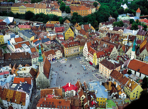 Tallin: La capital de Estonia