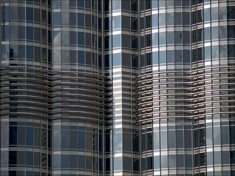 Dubai. Burj Khalifa