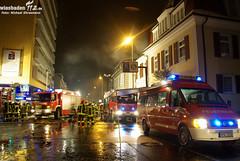 Dachstuhlbrand Bad Soden 02.02.10