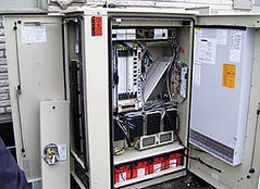 cwa techs clear  battery malfunction communications