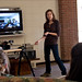 Sheila Smith shares her video knowledge with visual and communication art students. She is a longtime director of photography and steadicam operator whose resume includes work on HBO's The Wire, Discovery Channel, National Geographic.