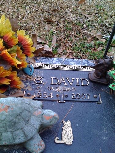 Dad Grave 1