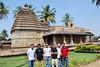 Bhoo Varaha Laxmi Narasimha Temple @ Halsi (Adesh Singh) Tags: india village temples groupphoto kalyan amit arun sharath anup mobileresearch adesh dharwad dharwar templesofindia hoobli