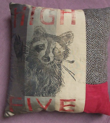 high give pillow
