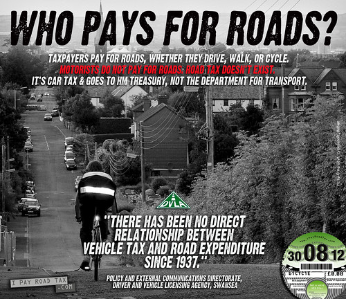 Who Pays For Britain's Roads?