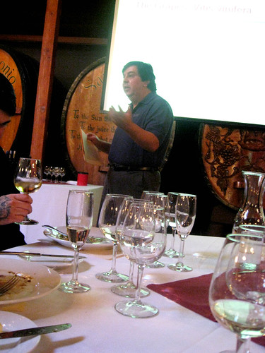 Wine 101 Class at San Antonio Winery