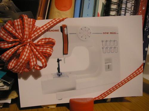 Sorteio: Janome Sew Mini