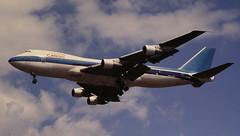 El Al Cargo Boeing 747-100