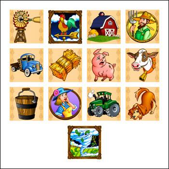 free Triple Twister slot game symbols