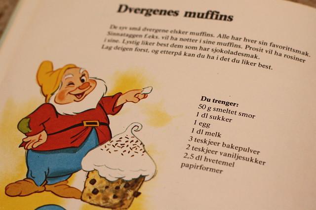 Dvergenes muffins