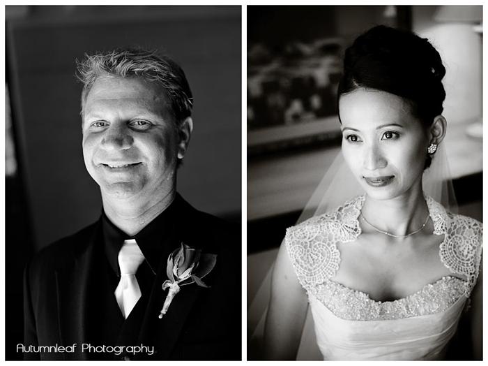 Ari & Shaun's Wedding - B&G Portrait