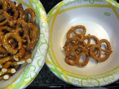 pretzels sorting