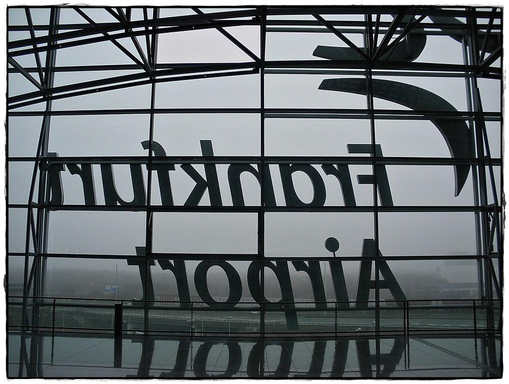 Terminal 2 - Frankfurt International Airport FRAPORT Germany - 06/02/2010 - DUB/FRA with Aer Lingus!:)