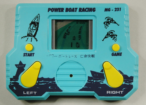 Tronica - Power Boat Racing - MG-231