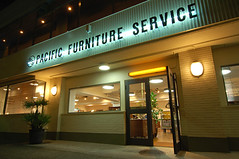 PACIFIC FURNITURE SERVICE/�ѥ��ե��å����ե��˥��㡼�������ӥ�