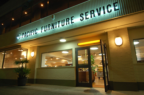 PACIFIC FURNITURE SERVICE/パシフィック・ファニチャー・サービス