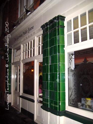 Exterior - The Garrison, Bermondsey Street