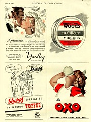 33. Oxo (Ian Campbell Islip) Tags: bw food beer coffee soup early milk chocolate victorian coke guinness butter historical cocacola punch magazines ea cornflakes oxo classified bisto adverts bovril nestles sausagesvinegar