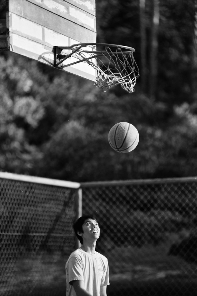 The Basketballer