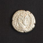 "<b>188 Obverse</b><br/> <a href=""http://en.wikipedia.org/wiki/Antoninus_Pius"" rel=""nofollow""><u><b>Antoninus Pius</b></u></a> <i>Reign: AD138 - 161</i> The fourth of the ""Five Good Emperors,"" Antoninus received the title ""Pius"" (pious) for insisting on the deification of his predecessor Hadrian. Not much is known about Antoninus Pius, as the only account of his life which has survived is the Augustan History, which is often regarded by scholars as being unreliable and fabricated.  Donated by Dr. Orlando ""Pip"" Qualley <a href=""http://farm5.static.flickr.com/4054/4351823388_f1f3dc3715_o.jpg"" title=""High res"">∝</a>"