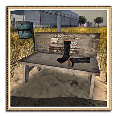 AMAAMA+BOOTS001 3 (flloflickr) Tags: life road boots mother sl second fllo amaama