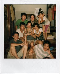 054p (norb.) Tags: polaroid passages crew slate 2009 600film productionphoto finallywewrap