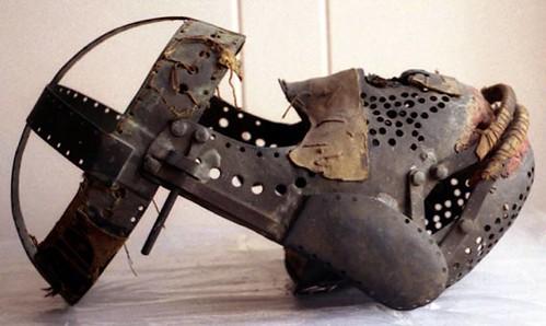 Emil Van Horn mask understructure